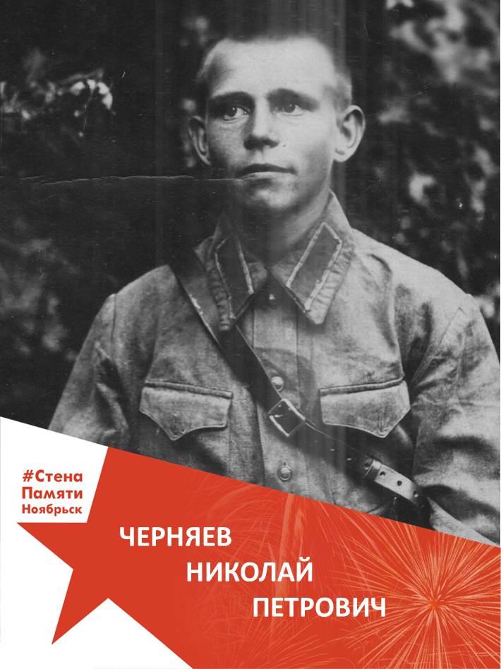 Черняев Николай Петрович
