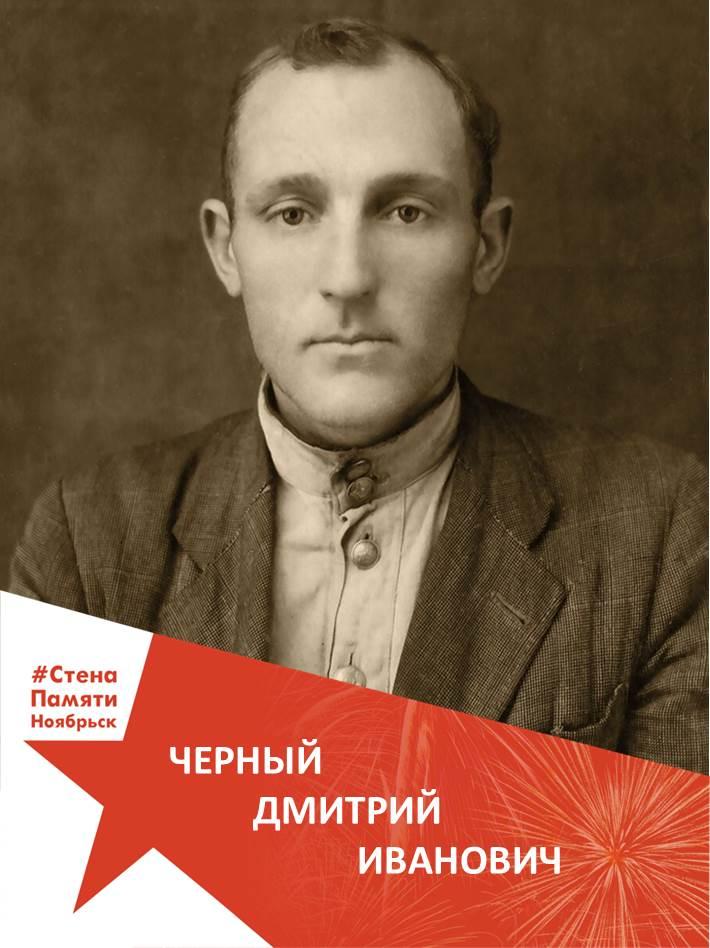 Черный Дмитрий Иванович