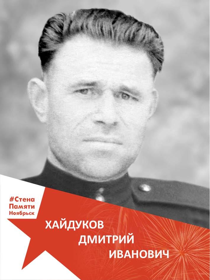 Хайдуков Дмитрий Иванович