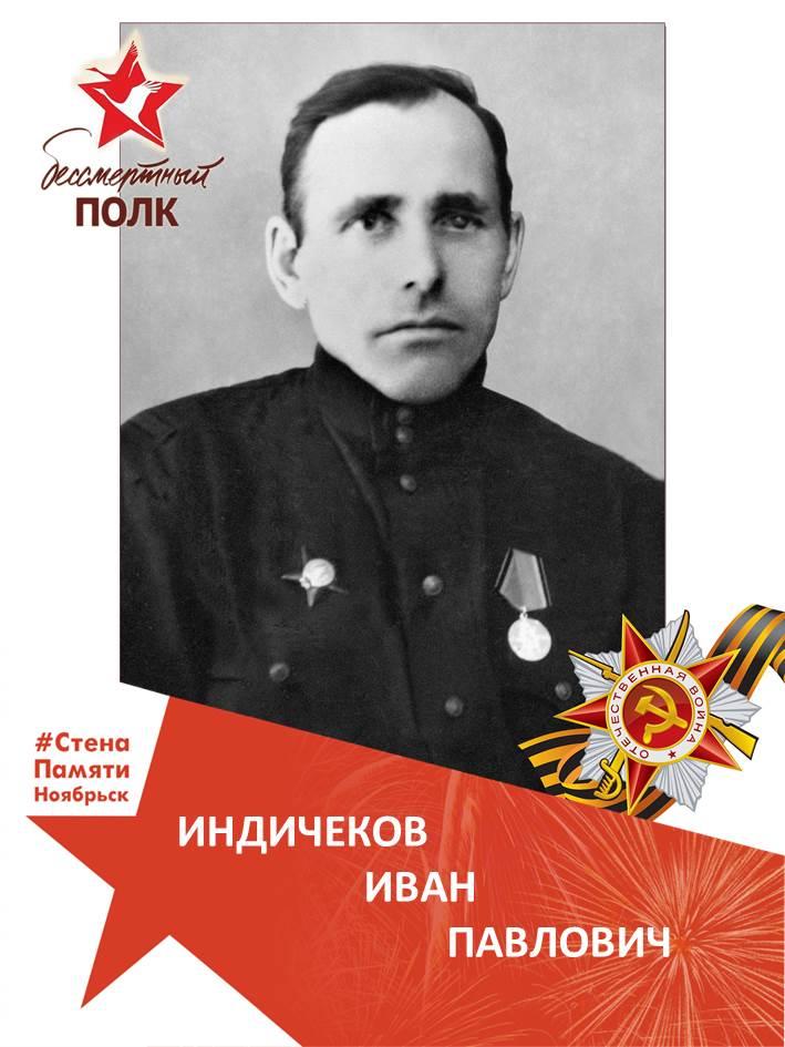 Индичеков Иван Павлович