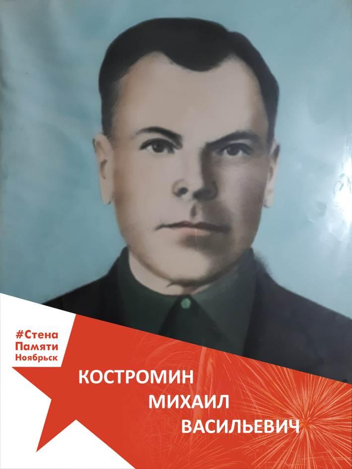 Костромин Михаил Васильевич