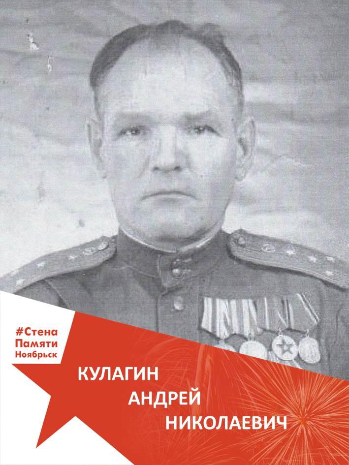 Кулагин Андрей Николаевич