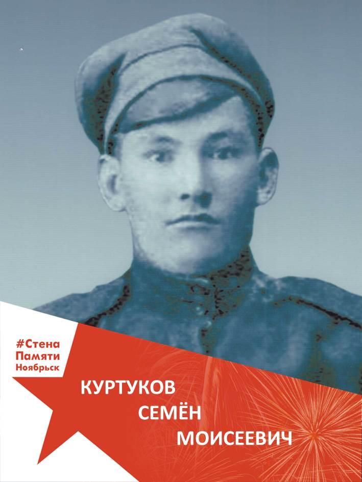 Куртуков Семён Моисеевич