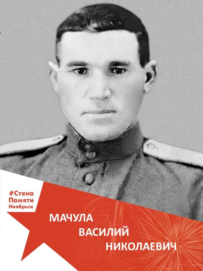 Мачула Василий Николаевич