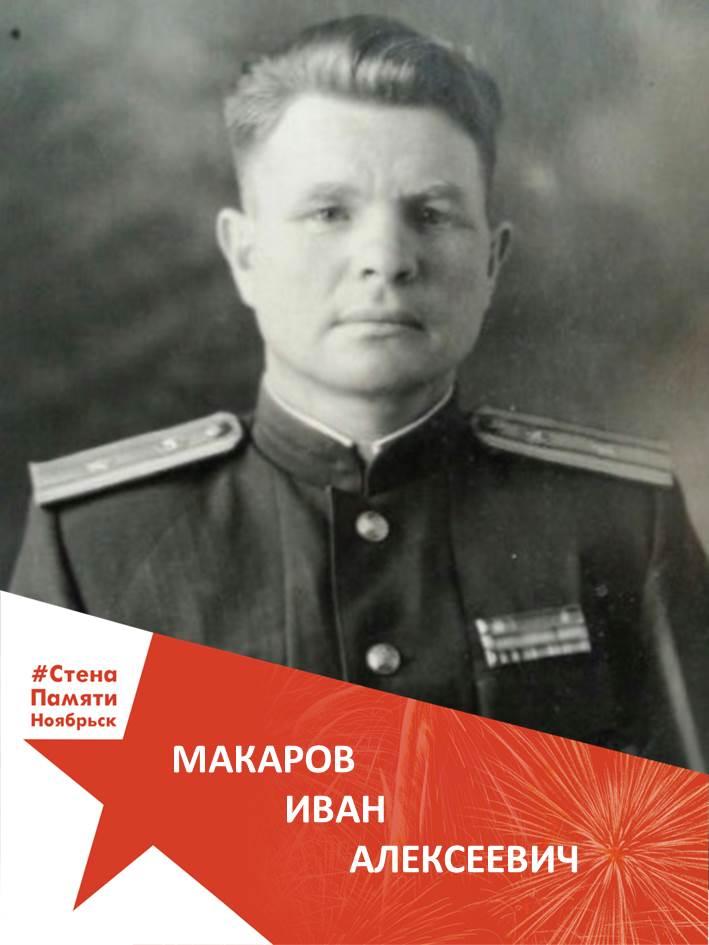 Макаров Иван Алексеевич