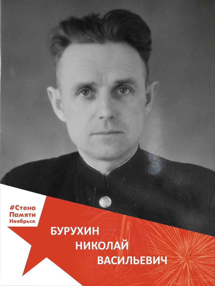 Бурухин Николай Васильевич
