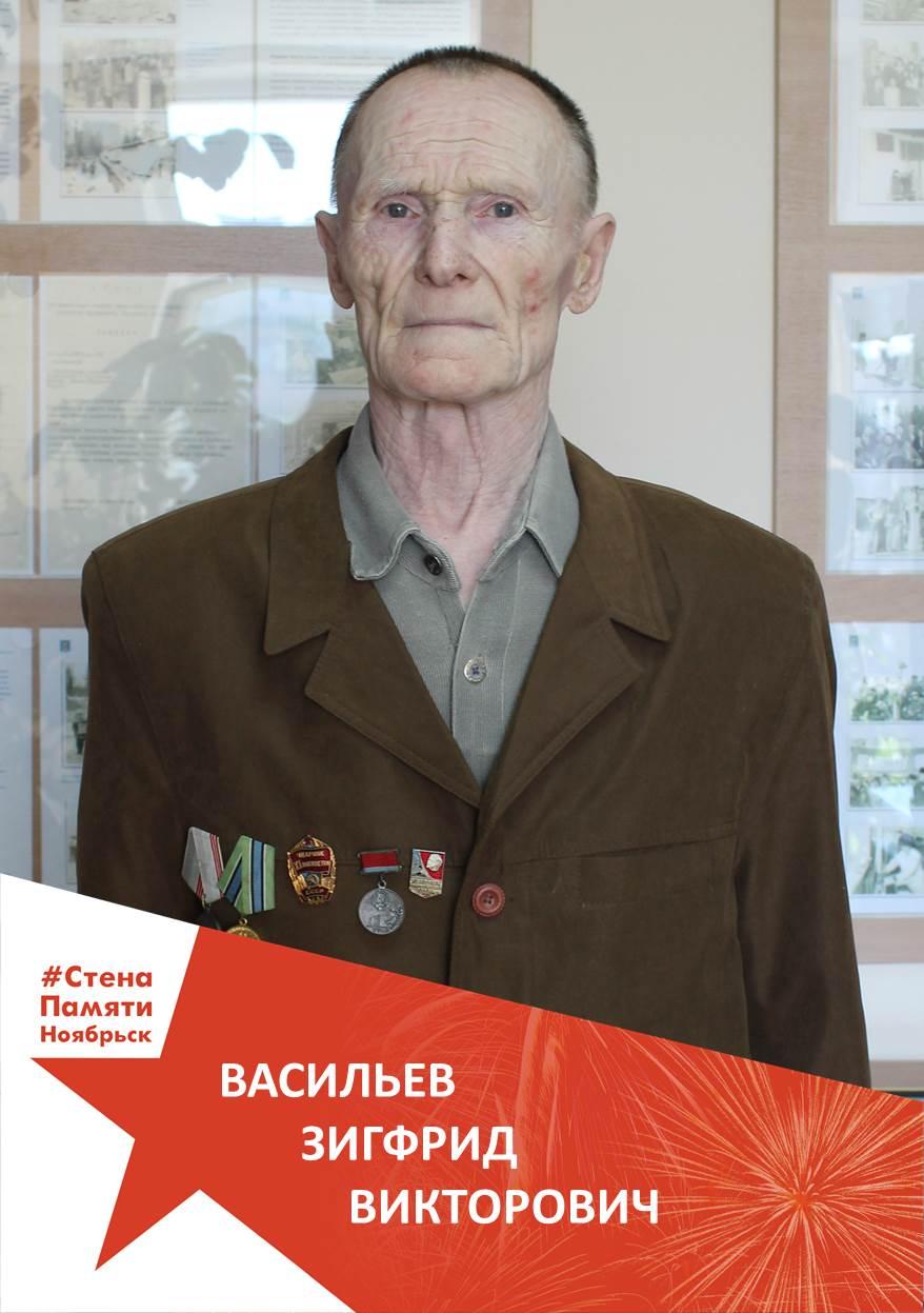Васильев Зигфрид Викторович