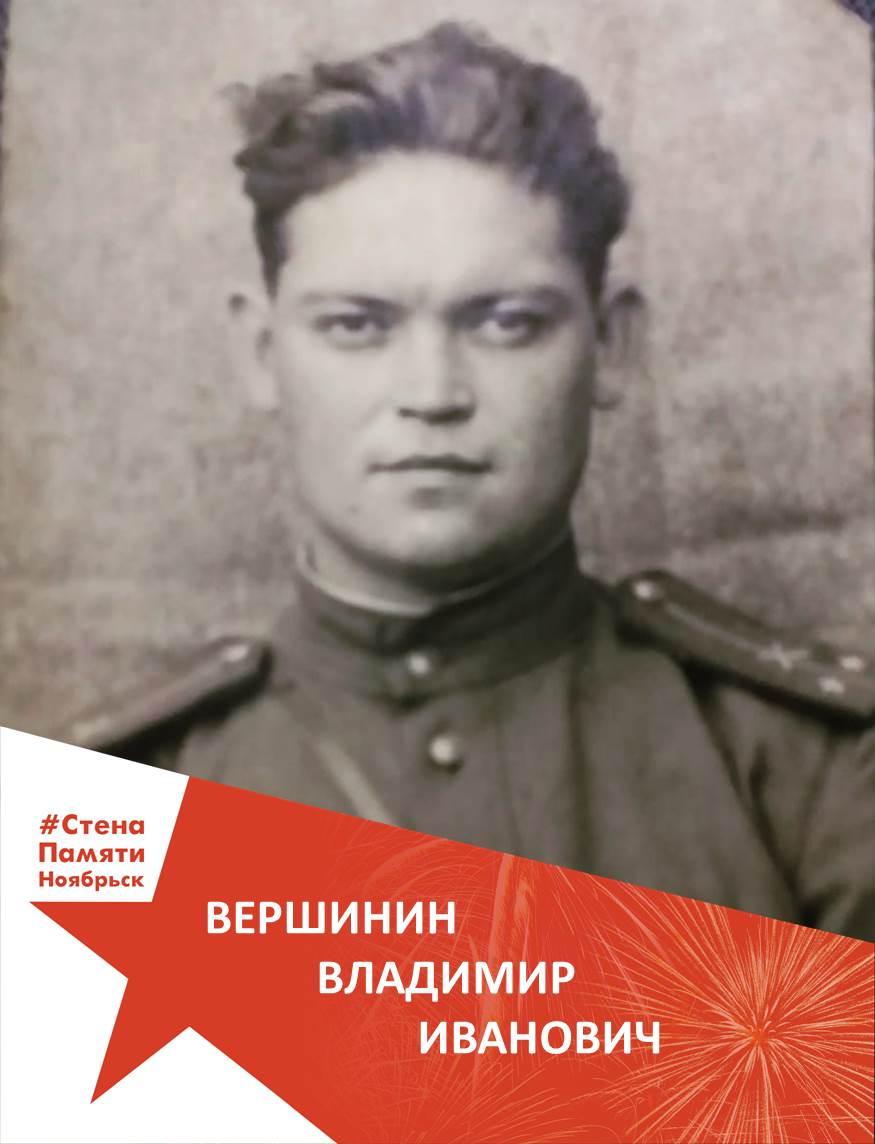 Вершинин Владимир Иванович