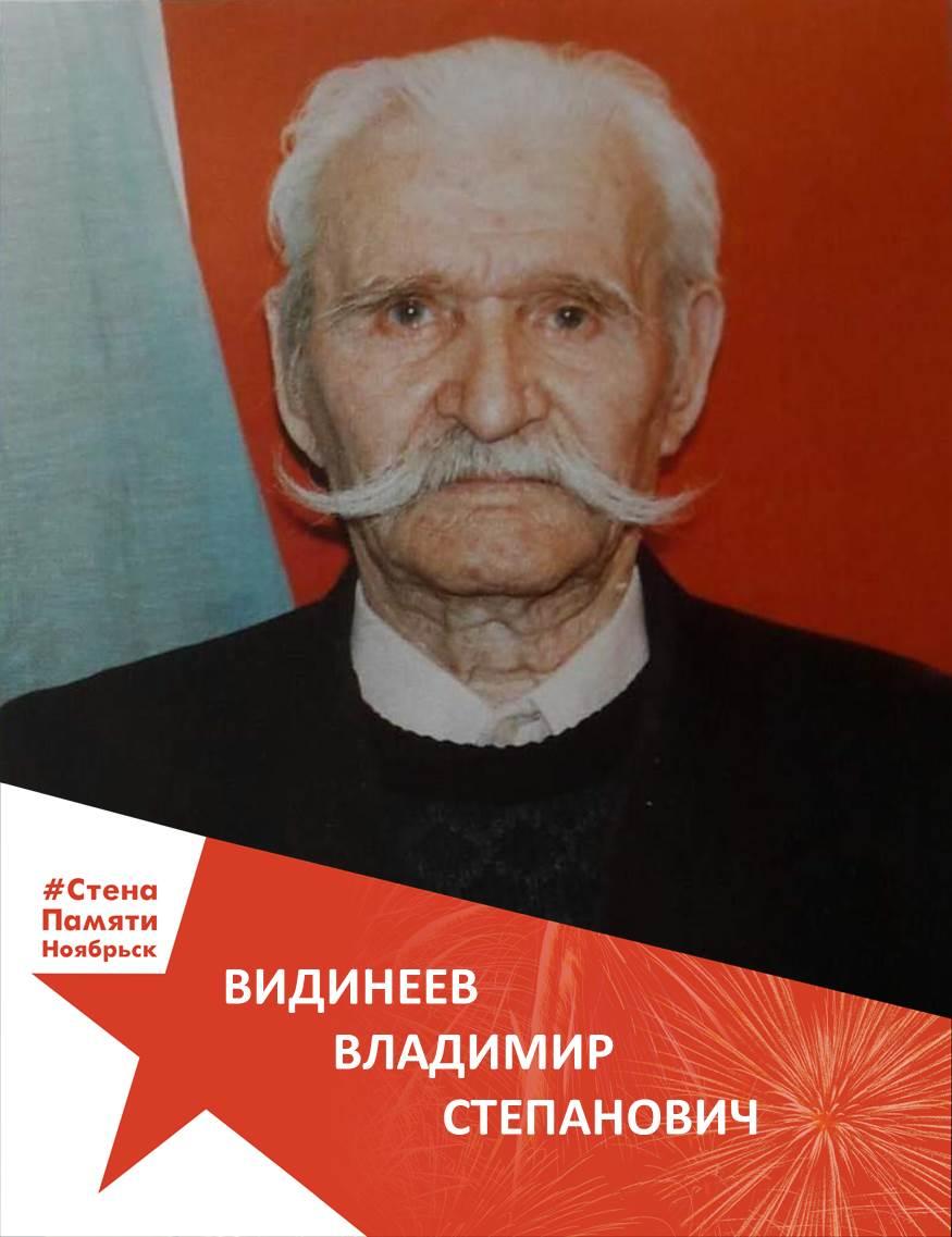 Видинеев Владимир Степанович