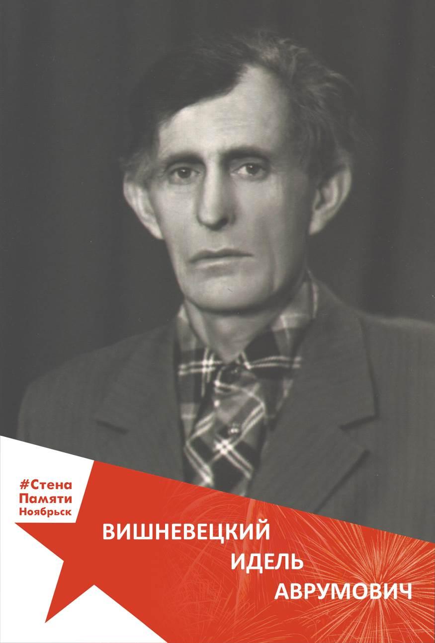 Вишневецкий Идель Аврумович