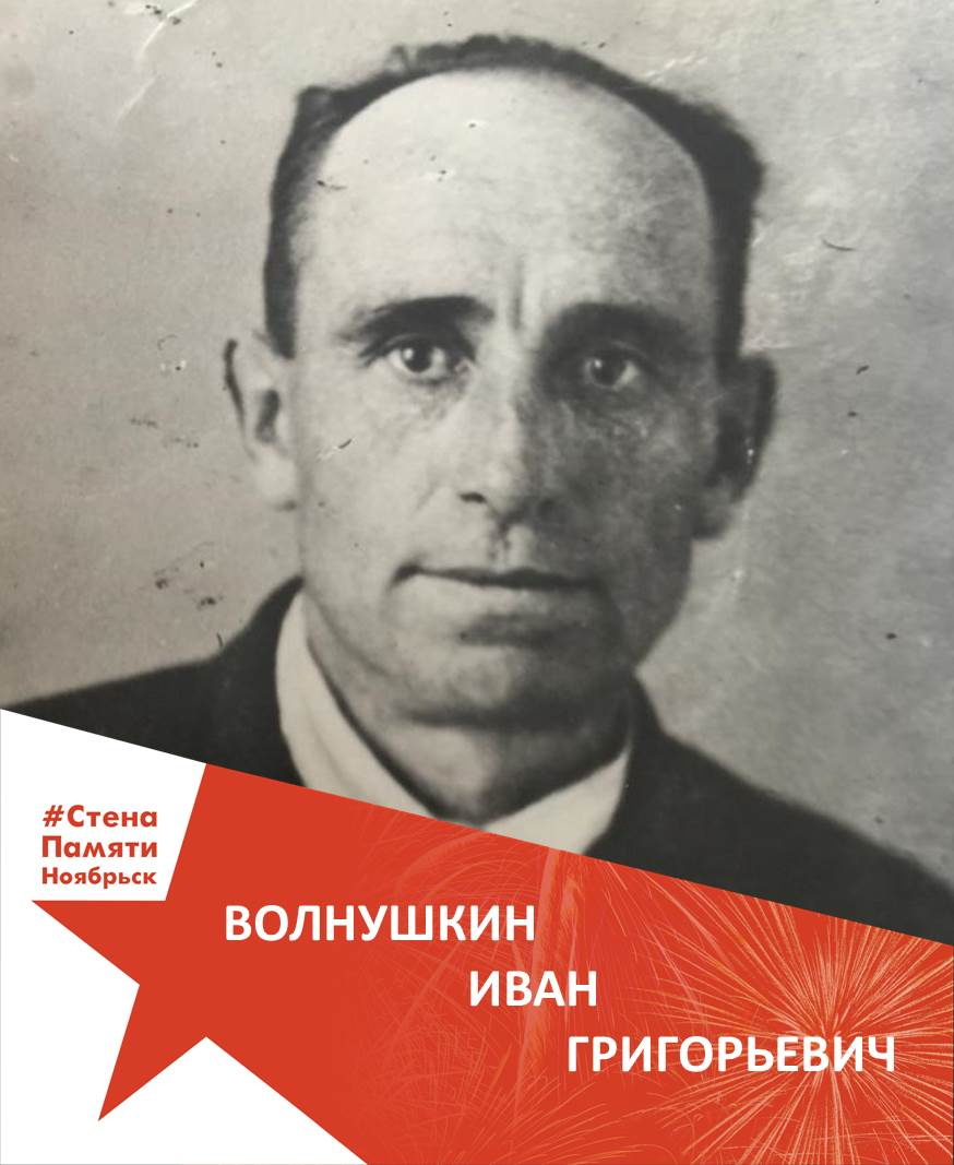 Волнушкин Иван Григорьевич