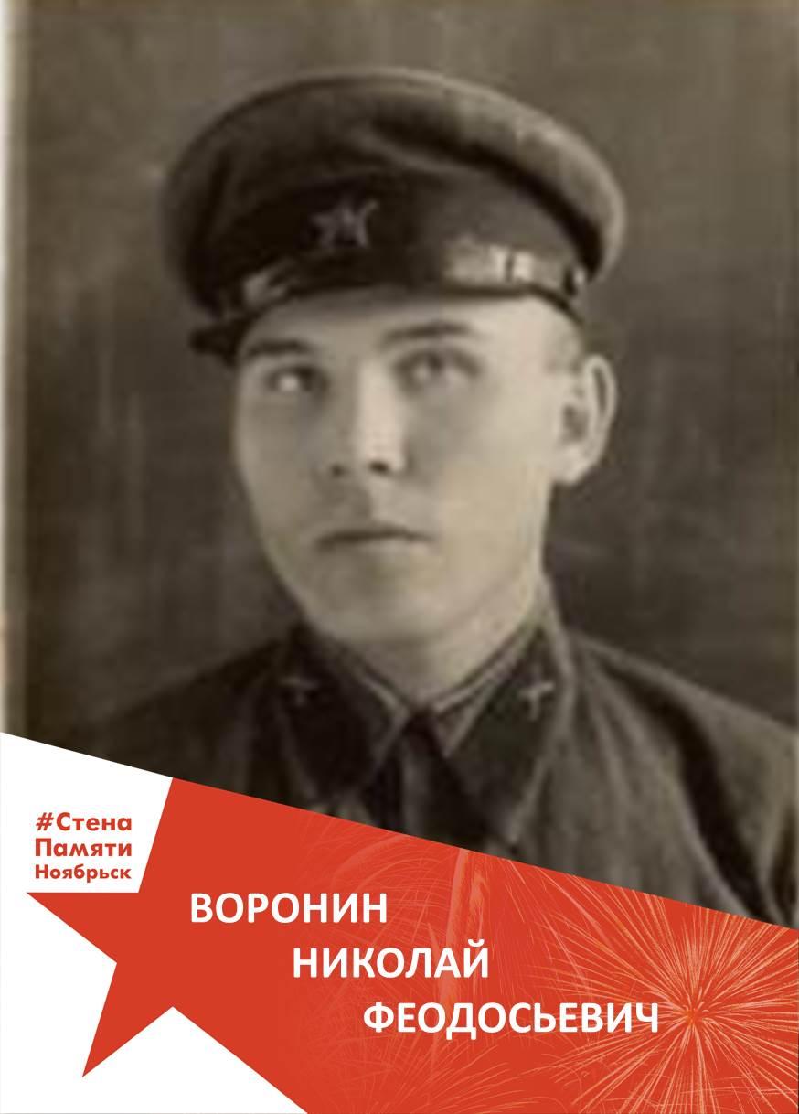 Воронин Николай Феодосьевич