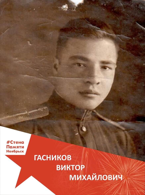 Гасников Виктор Михайлович