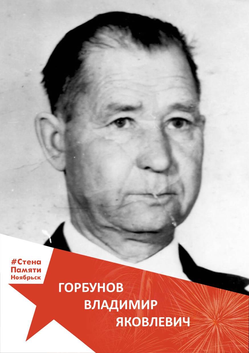 Горбунов Владимир Яковлевич