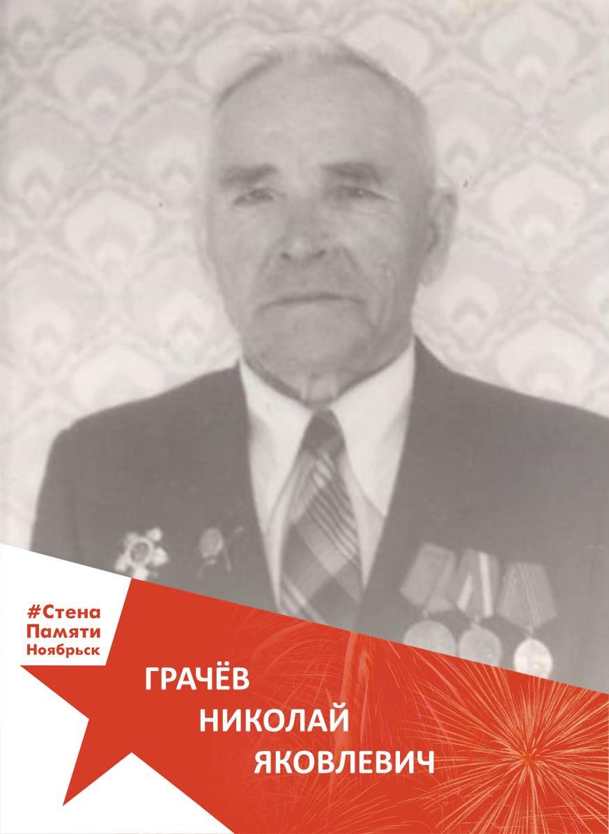 Грачёв Николай Яковлевич