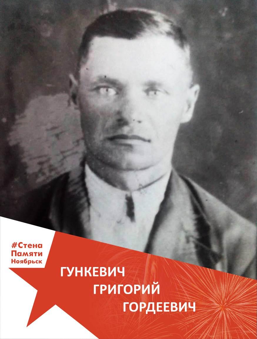 Гункевич Григорий Гордеевич