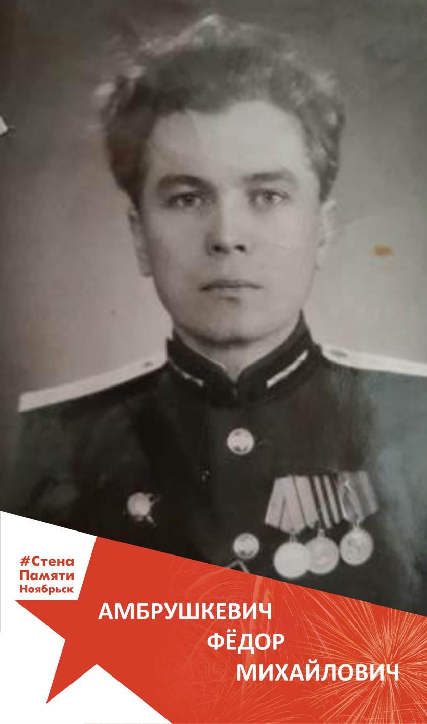 Амбрушкевич Фёдор Михайлович