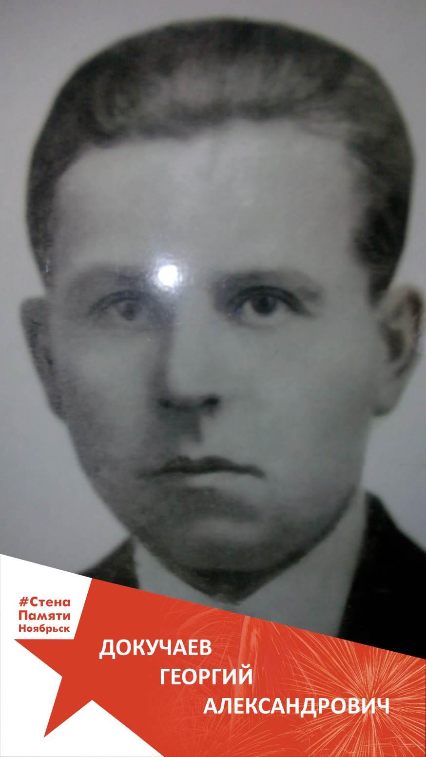 Докучаев Георгий Александрович