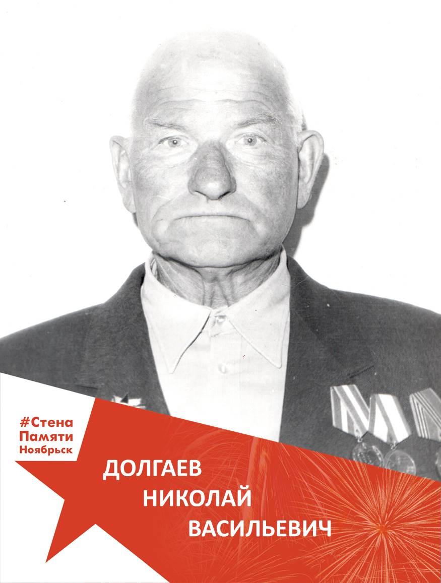 Долгаев Николай Васильевич