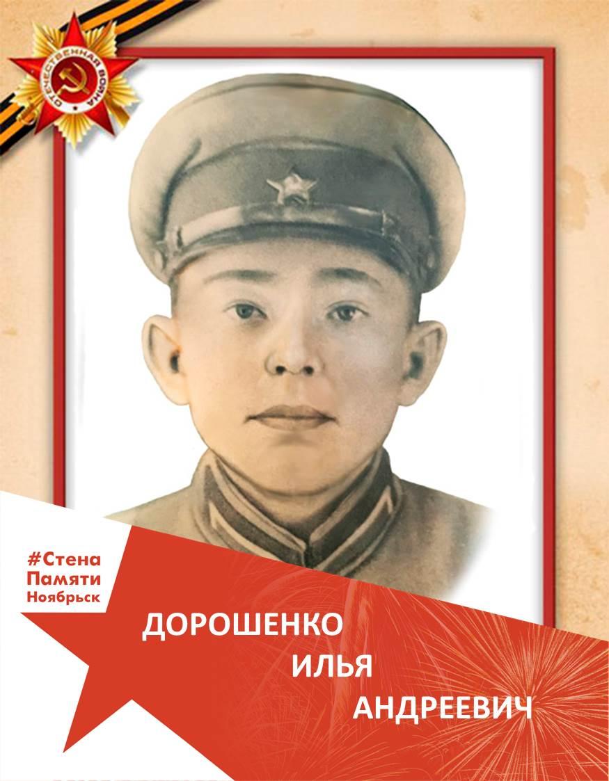 Дорошенко Илья Андреевич
