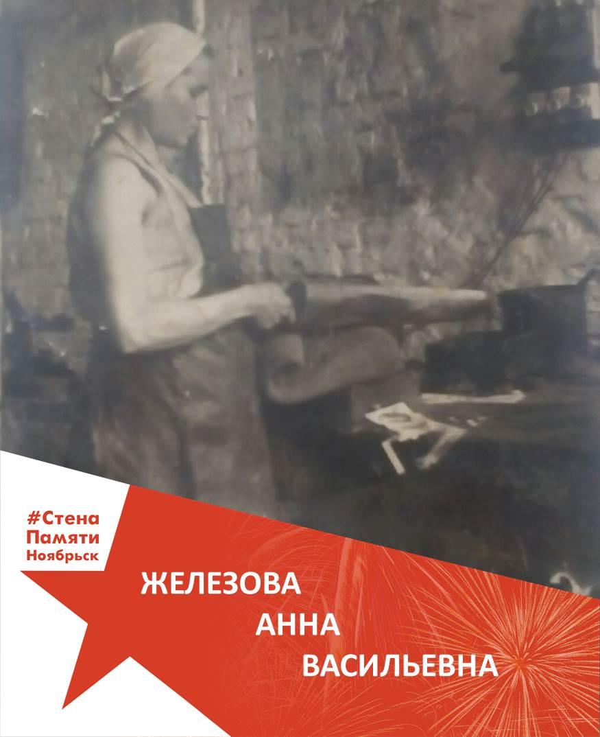 Железова Анна Васильевна