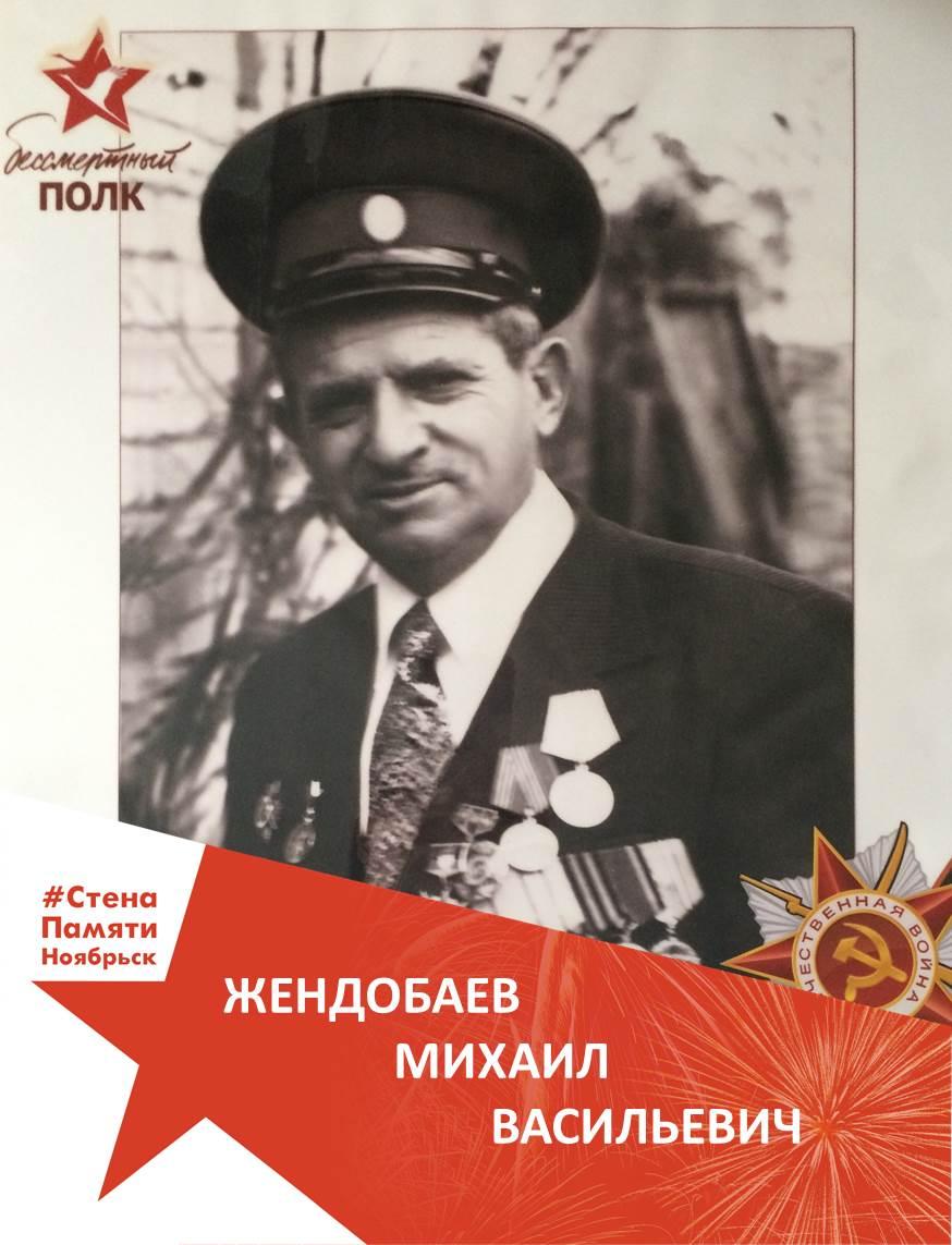 Жендобаев Михаил Васильевич