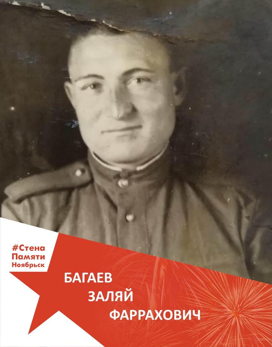 Багаев Заляй Фаррахович