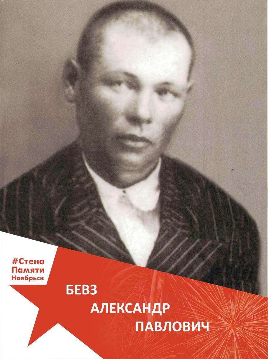 Бевз Александр Павлович