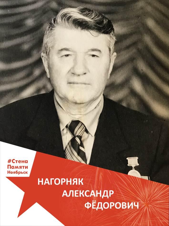 Нагорняк Александр Фёдорович