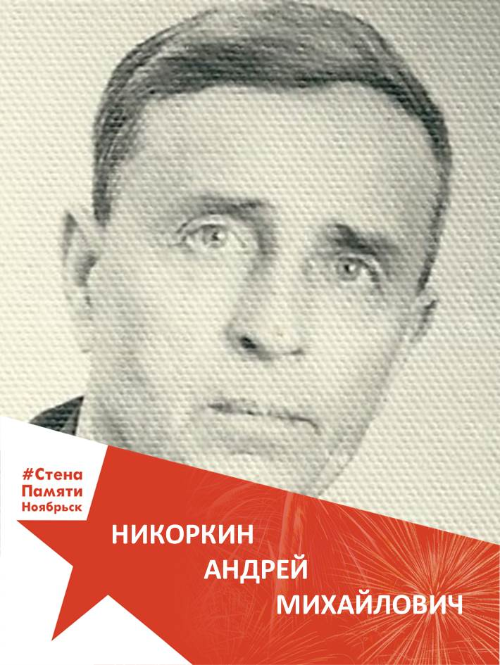 Никоркин Андрей Михайлович