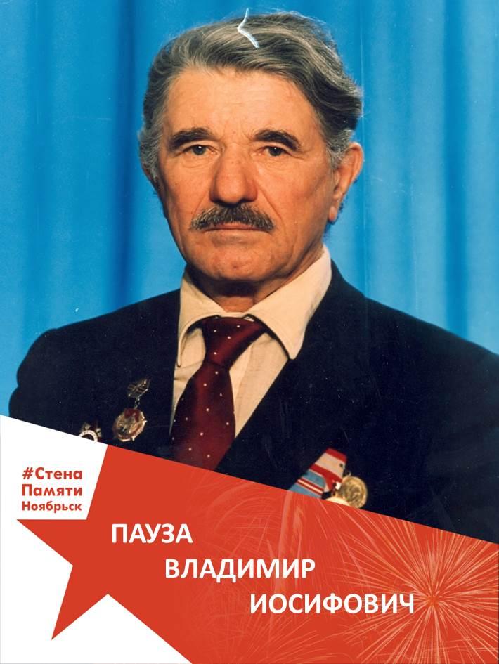 Пауза Владимир Иосифович