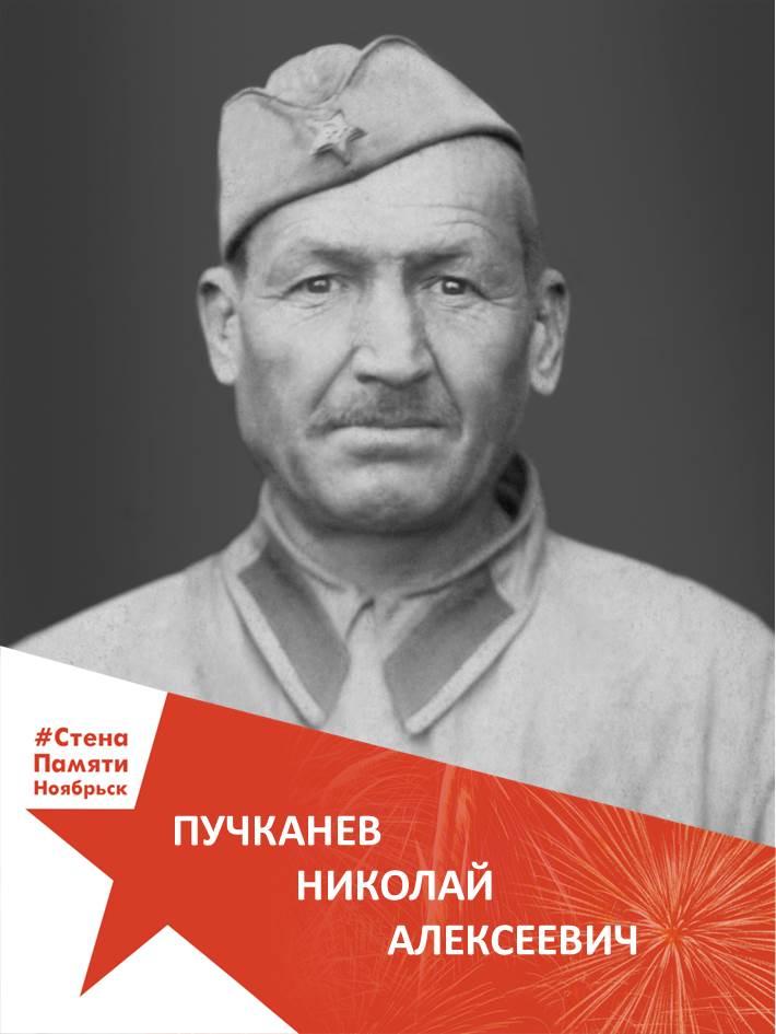 Пучканев Николай Алексеевич