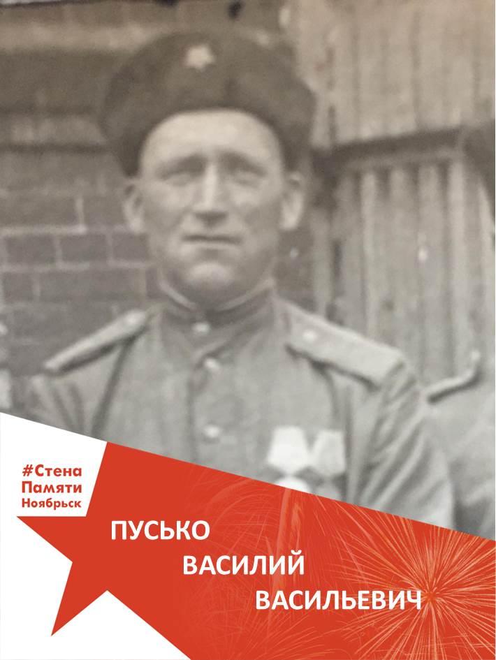 Пусько Василий Васильевич