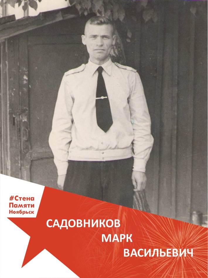 Садовников Марк Васильевич