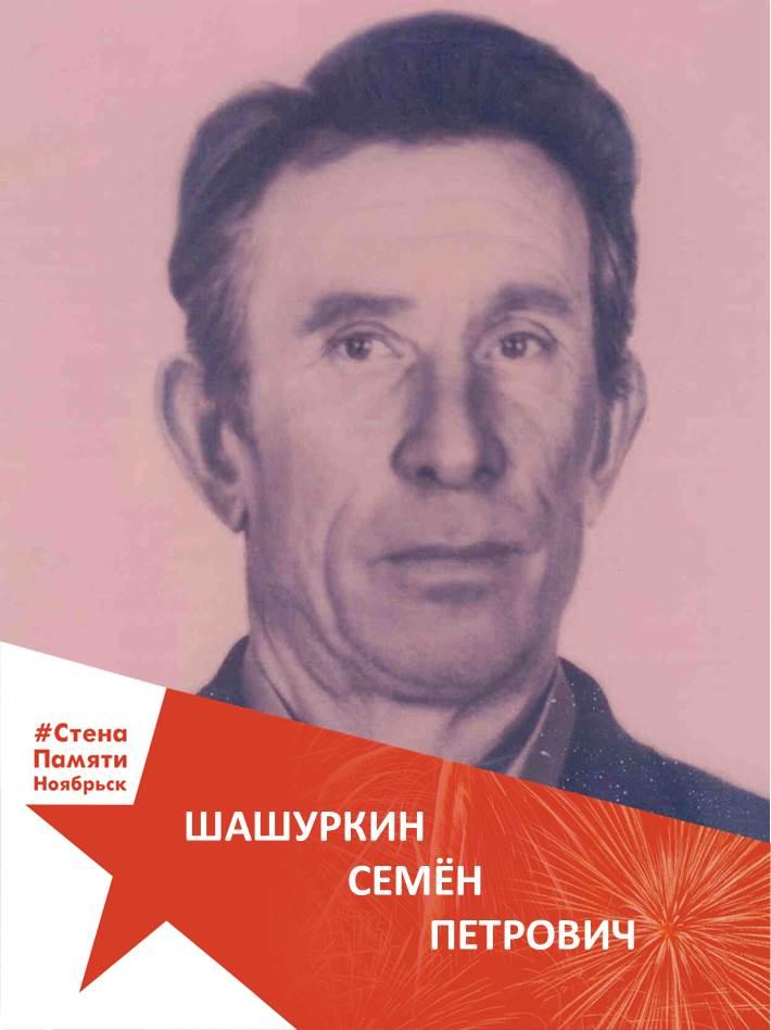 Шашуркин Семён Петрович