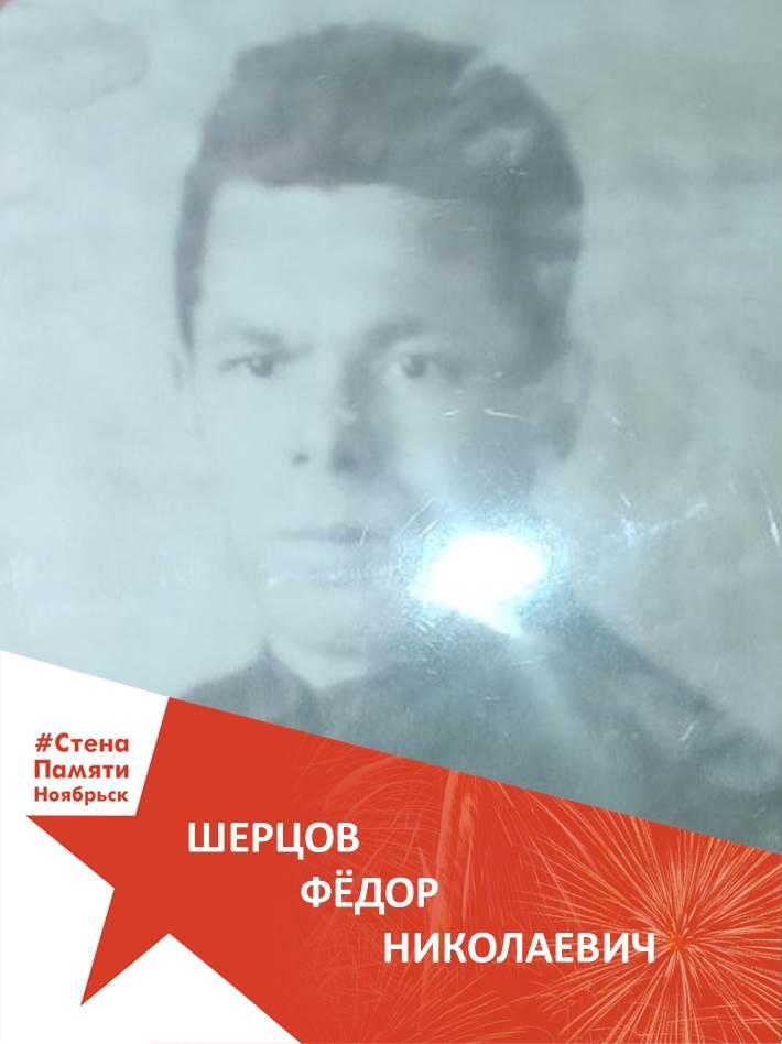 Шерцов Фёдор Николаевич