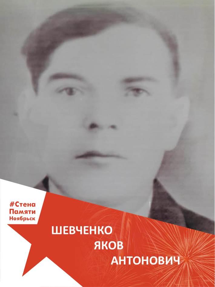 Шевченко Яков Антонович
