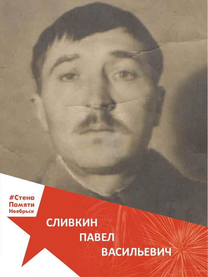 Сливкин Павел Васильевич