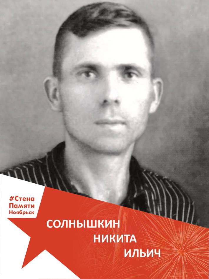 Солнышкин Никита Ильич