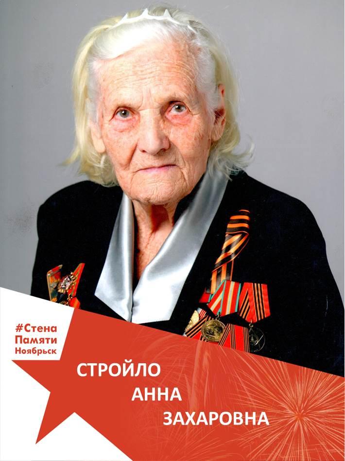 Стройло Анна Захаровна